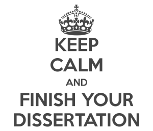 How some scholars end up with bad dissertations